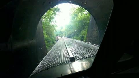 Train Tunnel - Arkansas & Missouri Railroad