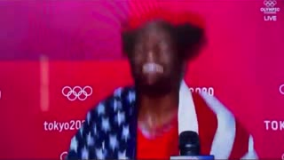 PROTECT HER AT ALL COSTS! This Olympian's Love of America Is Truly Something
