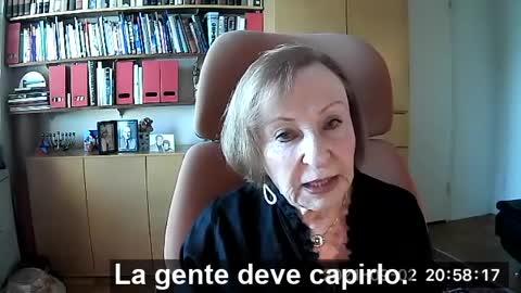 """La nostra intervista a Vera Sharav. """"Il green pass ha un parallelo diretto con l'Olocausto"""""""