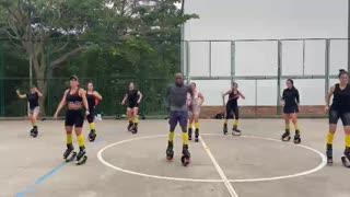 reeboing, ejercicio con salto en Bucaramanga