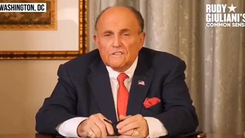 Giuliani lays into Lord Malloch (Moloch) Brown and Soros!!