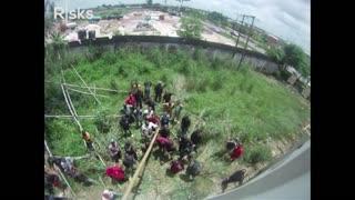 Hostage Rescue Training - Nigerian Vigilantes Training