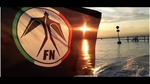 G20 Venezia 2021, la protesta di Forza Nuova