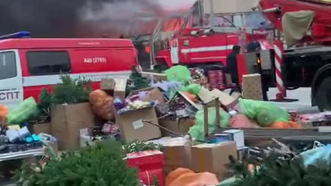 The perotechnical market in Rostov-on-Don is on fire!