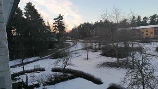Winter Sweden