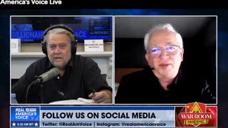 """John Eastman on War Room - """"We Don't Have to Live with Fraudulent Elections"""""""