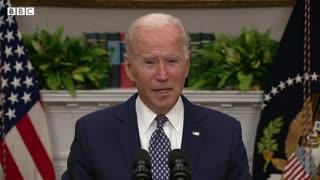 Biden :end kabul for better