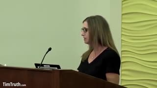 EPIC Speech Against Mask Mandates Michigan School Board