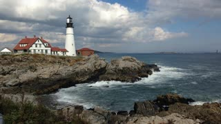 Relax Library: Video 8 Lighthouse. Relaxing videos and sounds