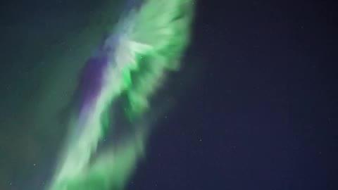 Northern Lights (Aurora Borealis) Chasing in Fairbanks, Alaska in August