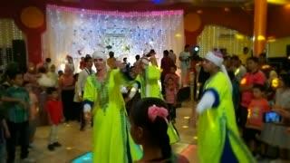 Groom Present Best Show With African Wedding Dances
