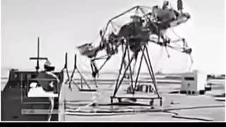 WIKILEAKS RELEASES MOON LANDING CUT SECENES FILMED IN NEVADA DESERT