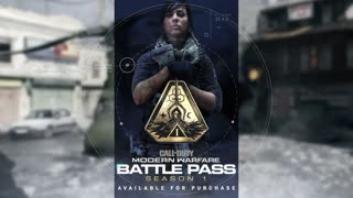 Call of Duty Modern Warfare - Official Battle Pass Trailer