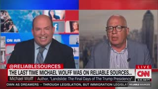 Brian Stelter Gets Humiliated by His Own Guest on Live TV