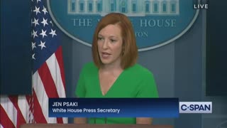 Peter Doocy and Jen Psaki CLASH Over White House Social Media Partnership