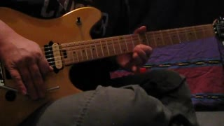 'Til Tuesday - What About Love (Guitar Solo Cover)