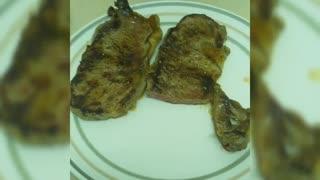 I Can't Cook Eva (7) Steak Dinner