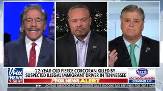 Hannity, Geraldo and Dan Bongino argue over border wall
