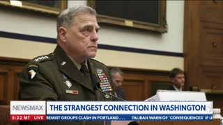 Gen. Milley and Dr. Levine played football together   Greg Kelly Reports
