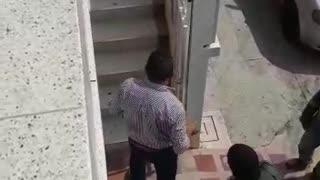 Video de pelea