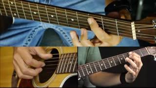 Blackbird Guitar Lesson - Beatles - Fingerstyle Guitar