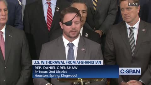 Rep. Crenshaw: We are still at war