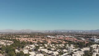 Las Vegas from Suburbs to The Strip