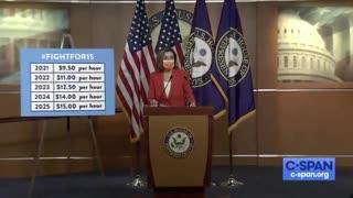 Nancy Pelosi Advocates Election Interference
