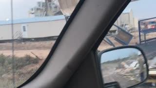 Texas Tornado Decimates Trailer House