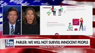 Parler Exec speaks out on Google and Apple Ban