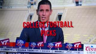 College Football GAME PICKS