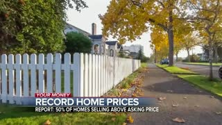Home prices up significantly amid pandemic