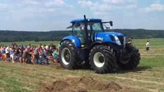Video on the farm