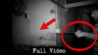 A ghost 👻 got caught in CCTV camera