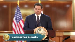 Ron DeSantis Has SAVAGE Message For Big Tech