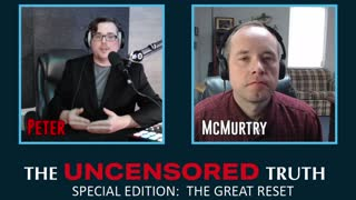 Pastor McMurtry on the Uncensored Truth w/Peter Reddoch