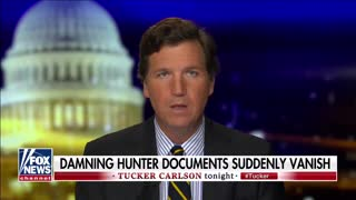 This is INSANE: Tucker Says Hunter Biden Documents Were Stolen From Him