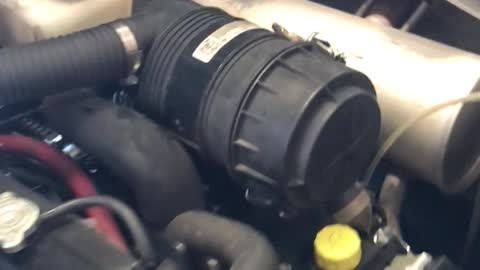 First oil change