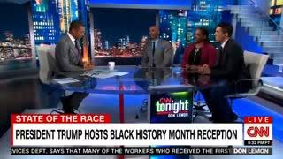 CNN's Keith Boykin calls black Trump supporter 'Uncle Tom'