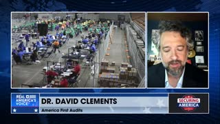 Securing America with Dr. David Clements - 07.23.21