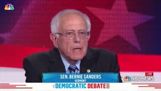 Bernie Sanders admits he will raise taxes