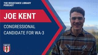 Joe Kent: Congressional Candidate for WA-3