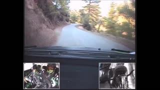 2012 Cyprus Rally Crash