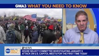 Rep. Jim Jordan on ABC 7.27.2021