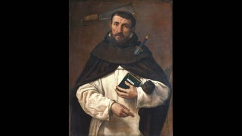 """Fr Hewko, St. Peter of Verona, April 29, 2021, """"Saint of the Inquisition"""" (MN)"""