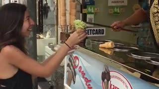 Turki Ice cream