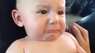 baby cries after bieng called fat