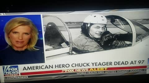 Chuck yeager speaks