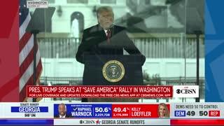 President Trump's January 6, 2021 - FULL SPEECH