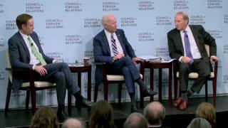 Joe Biden admits to getting prosecutor fired